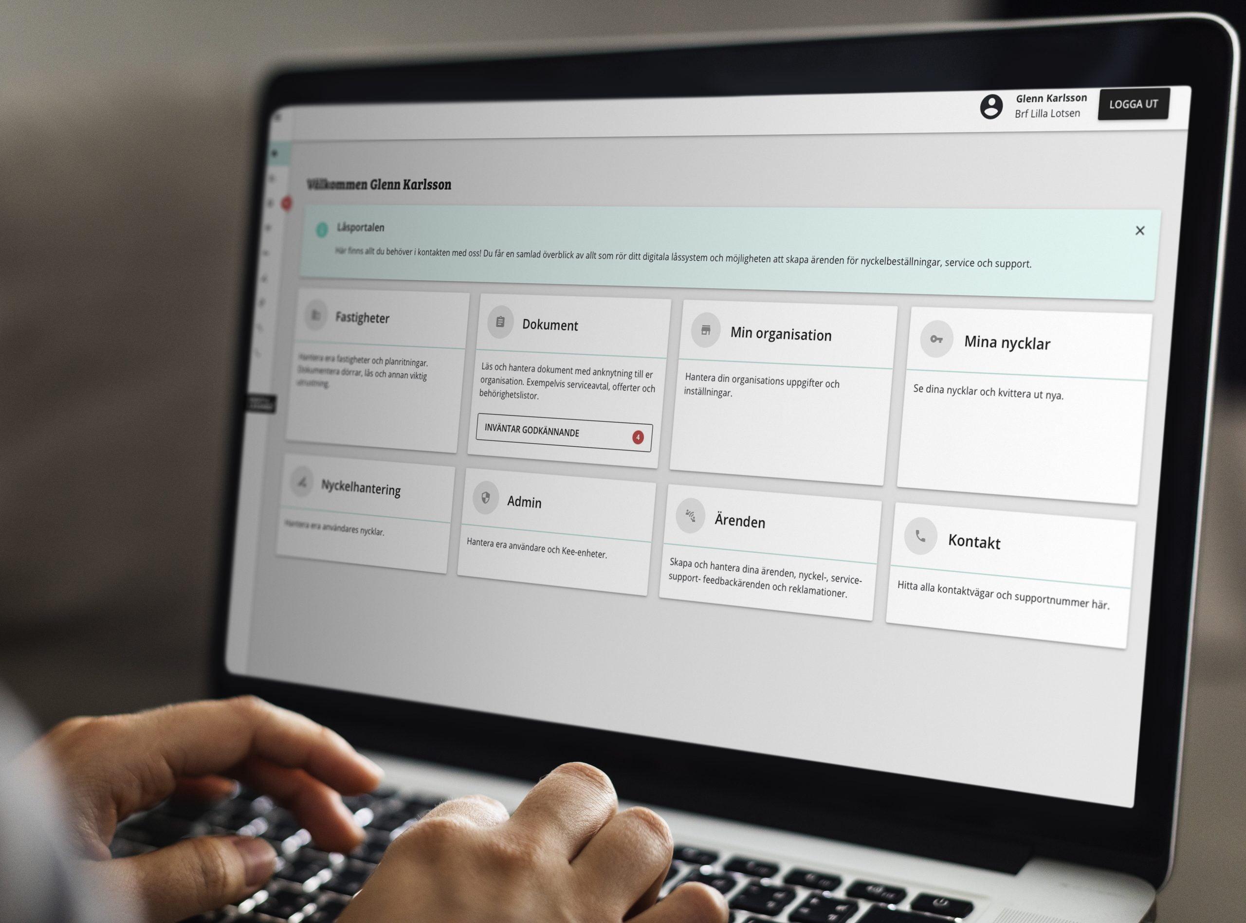 Digital Låssmed lanserar digital nyckelhantering – för ökad kontroll och effektivitet